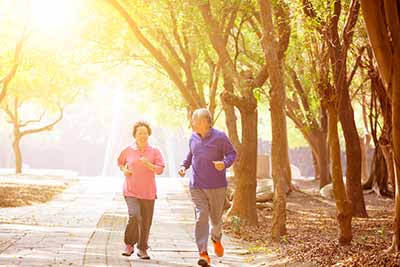 Exercises for ageing bones