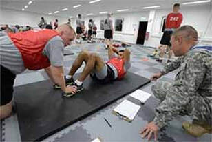 US Army is considering phrasing out sit ups